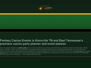 Fantasy Casino Events
