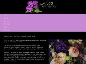 Sviba Floral Decorators