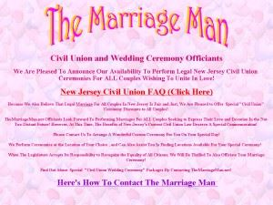 The Marriage Man