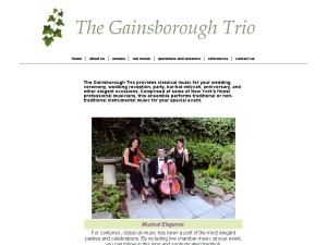 The Gainsborough Trio