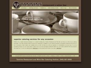 Tannins Restaurant And Wine Bar