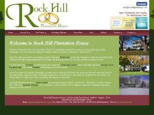 Rock Hill Plantation House - Officiant