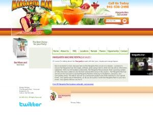 The Margarita Man - Suncoast