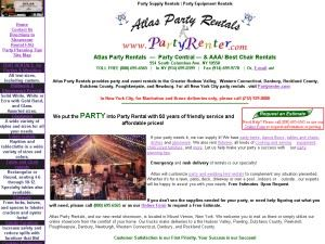 Atlas Party Rentals