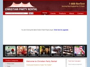 Christian Party Rental