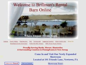 Brillman's Rental Barn