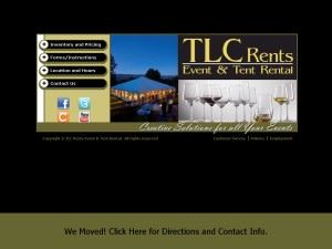 TLC Rents Event & Tent Rental