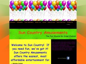 Sun Country Amusements