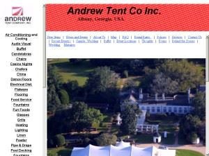 Andrew Tent Co Inc