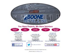 Boone Rent All & Parties Too