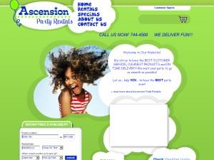 Ascension Party Rentals, LLC