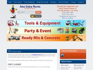 Aba Daba Rental & Sales