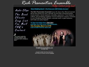 Rich Posmontier Music