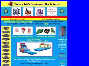 Wacky NAAK's Moonwalks & More