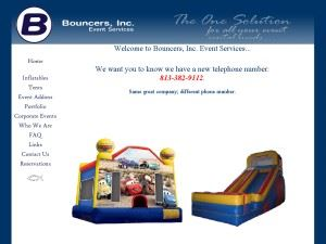 Bouncers, Inc. Event Services