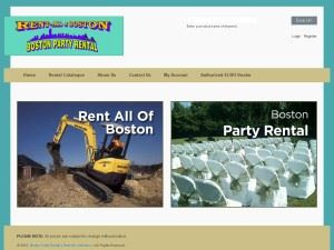 Boston Party Rental