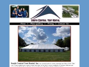 South Central Tent Rental, Inc