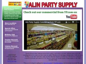 Alin Party Supply
