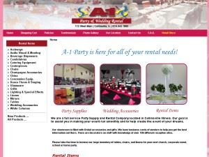 A-1 Party & Wedding Rental