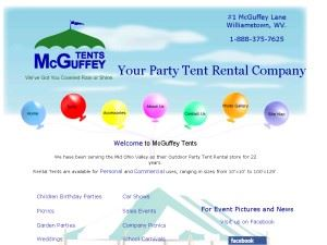 McGuffey Tents