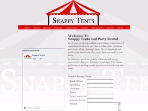 Snappy Tents Inc.