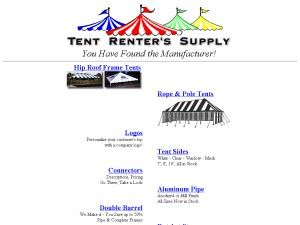 Tent Renters Supply