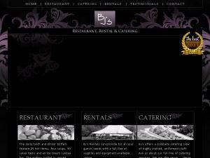 BJ's Restaurant Rental and Catering