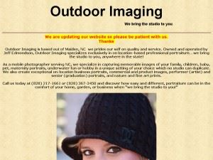Outdoor Imaging