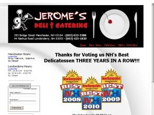 Jerome's Deli & Catering