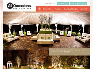 All Occasion Party Rentals