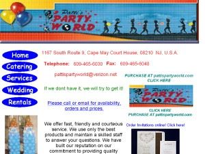 Patti's Party World