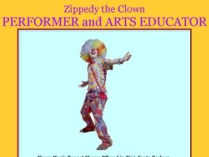 Zippedy the Clown