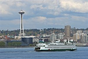 Seattle Ferry Service