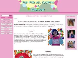 Fun For All Clowns & Company