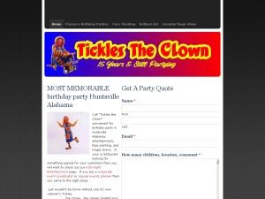 Tickles The Clown
