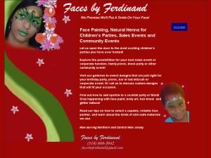 Faces by Ferdinand