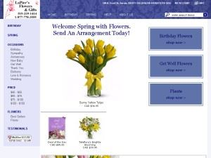 LaPier's Flowers & Gifts