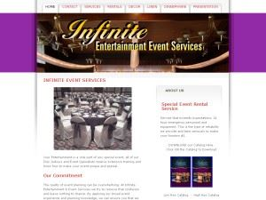 Infinite Event Services