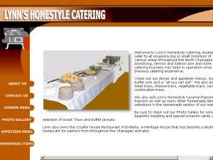 Lynn's Homestyle Catering
