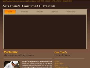 Suzanne's Gourmet Catering