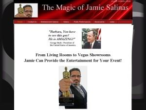 The Magic Of Jamie Salinas