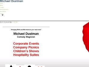 Michael Dustman Comedy Magician