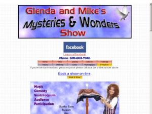 Glenda And Mike Magic Show
