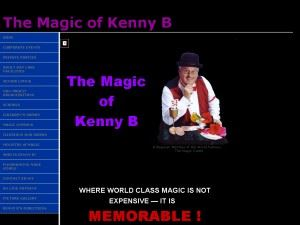 A Magical Experience-Kenny B