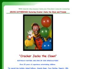 Cracker Jacks the Clown