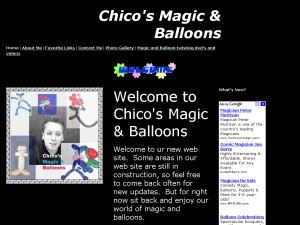 Chico's Magic & Balloons