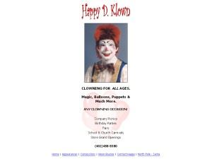 Happy D. Klown