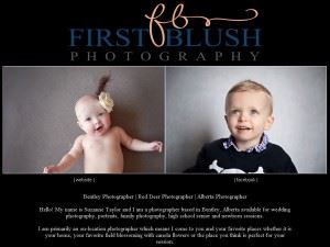 First Blush Photography
