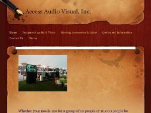 Access Audio Visual, Inc.