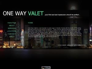 One Way Valet